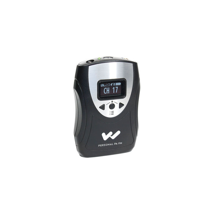Williams Sound Ppa T46 Personal Pa Body Pack Transmitter Abbn